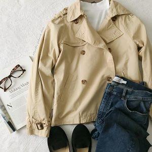 NWOT Zara Trench Coat